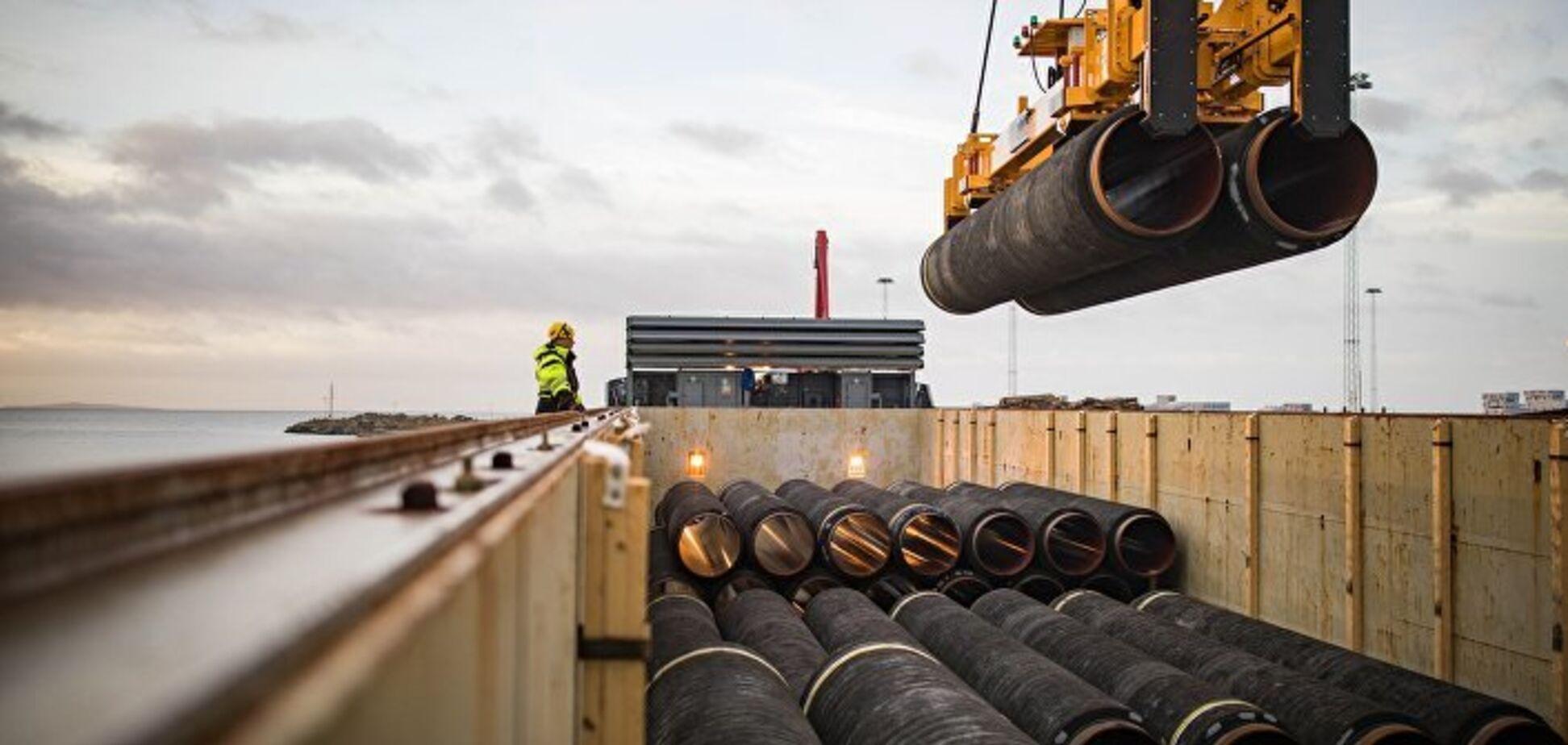 ЄС дав зелене світло спорудженню 'Північного потоку-2': без паніки