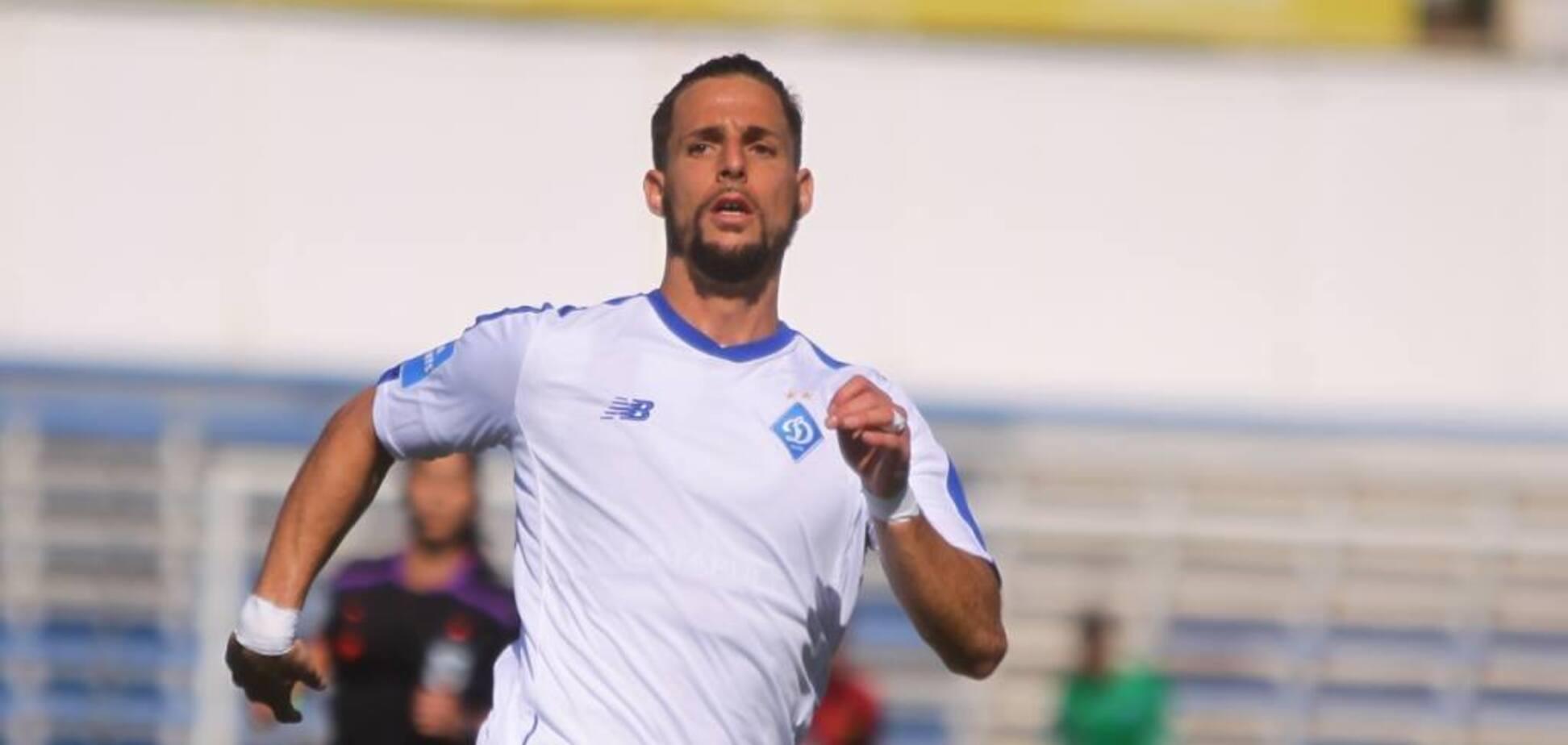 Новичок 'Динамо' забил блестящий гол в Лиге Европы
