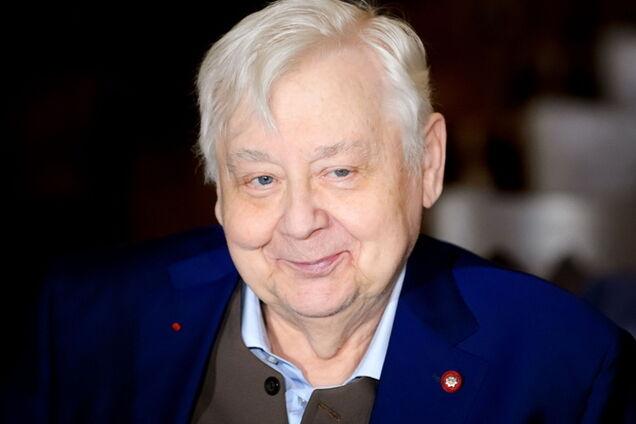 ''Заложник'': российский писатель объяснил поддержку аннексии Крыма Олегом Табаковым