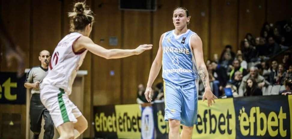 Вперше в історії! Українка виступатиме за клуб жіночої НБА