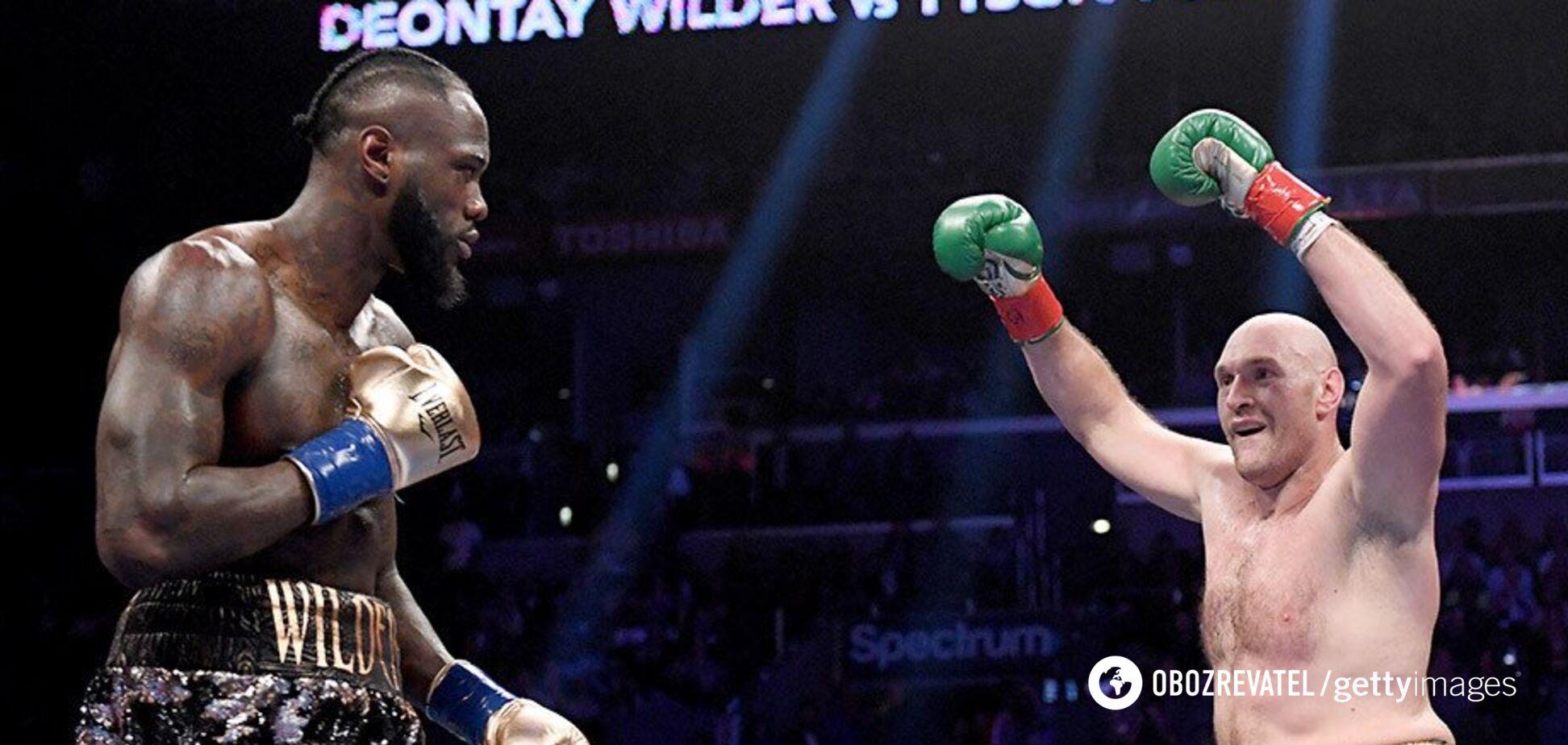 Уайлдеру сделали потрясающее предложение на реванш с Фьюри