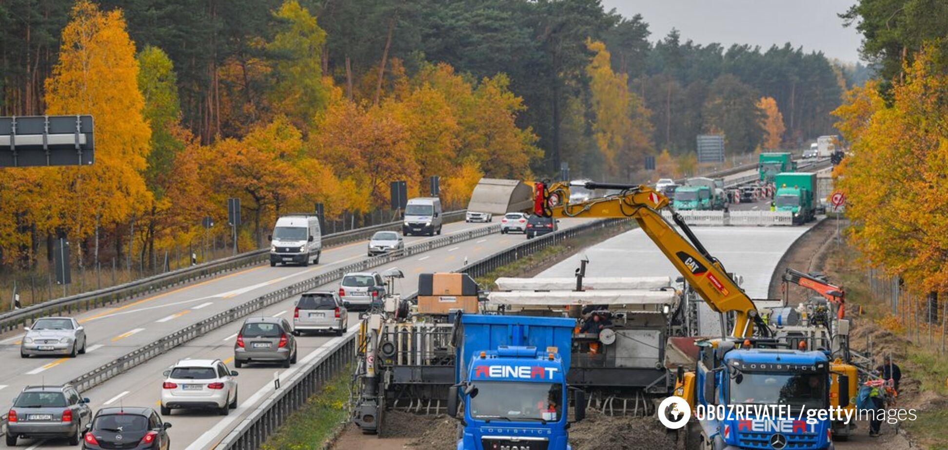 В Украине появятся бетонные дороги: стало известно, где и когда