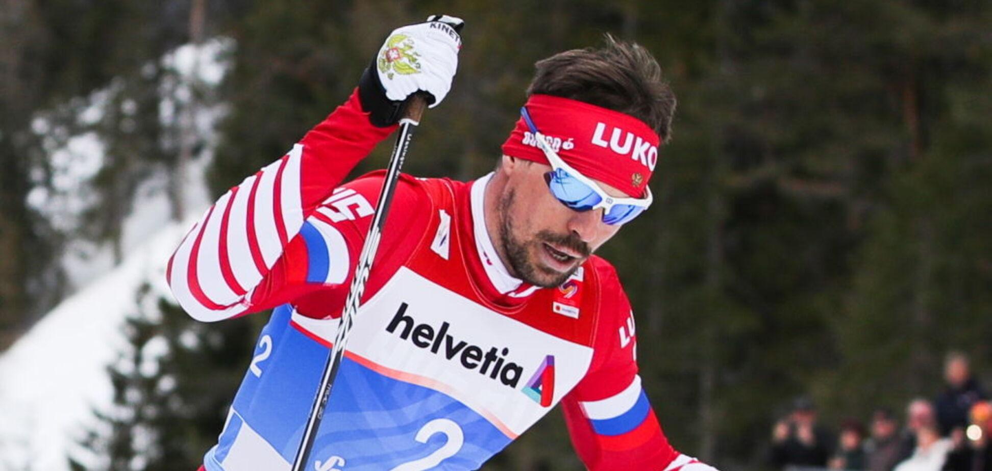 Российский лыжник напал на соперника на чемпионате мира - видеофакт