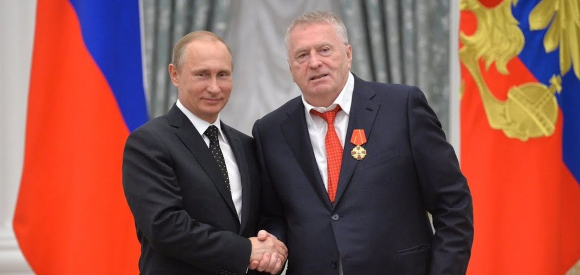 Люди Путіна і Жириновського готували втручання у вибори в Україні