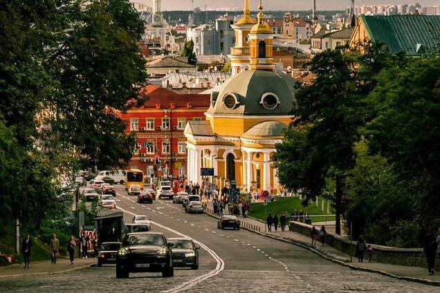 Киев возглавил рейтинг бюджетных городов Европы для туристов