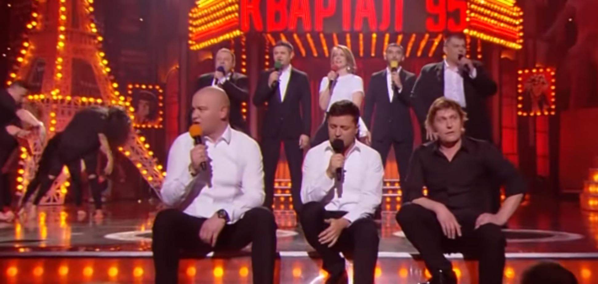 ''Держись, моя Родина!'': ''95 Квартал'' растрогал украинцев мощной песней