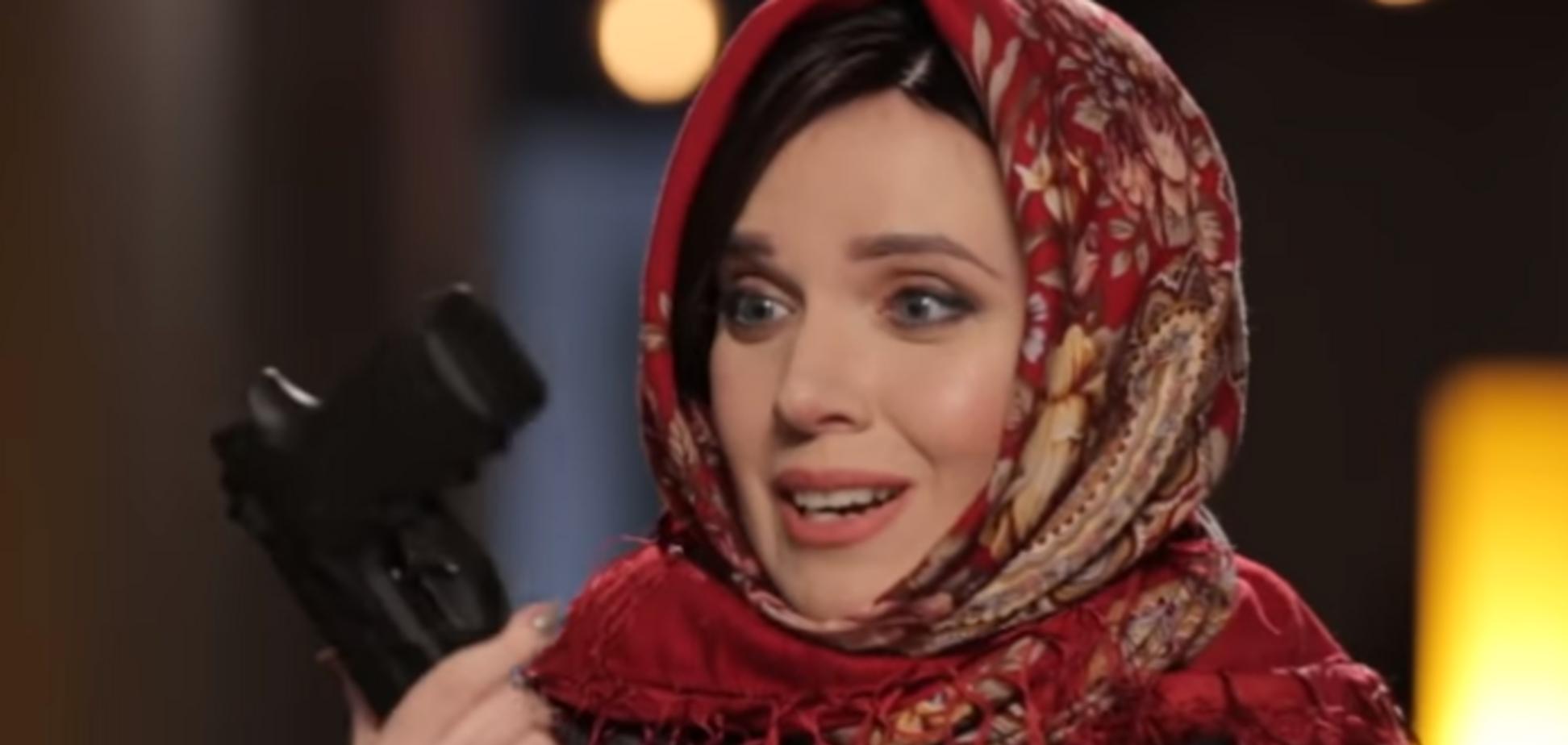 ''Гвинтівка ''Аспірин'' від голови'': Соколова потролила Путіна ''мирними'' гумконвоями на Донбас