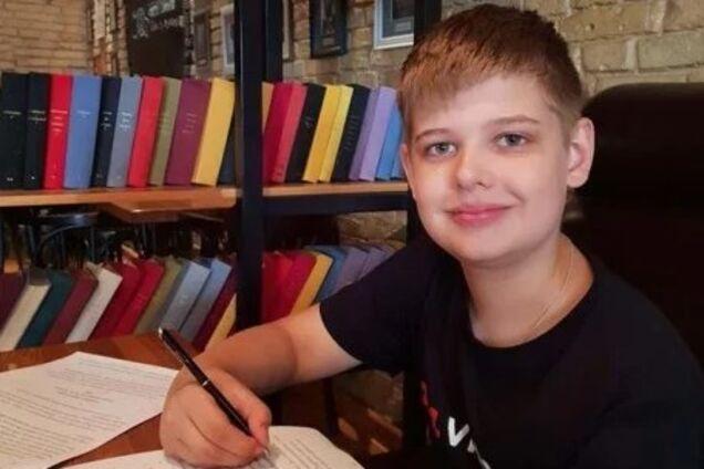 Вундеркинд из Киева установил рекорд Украины
