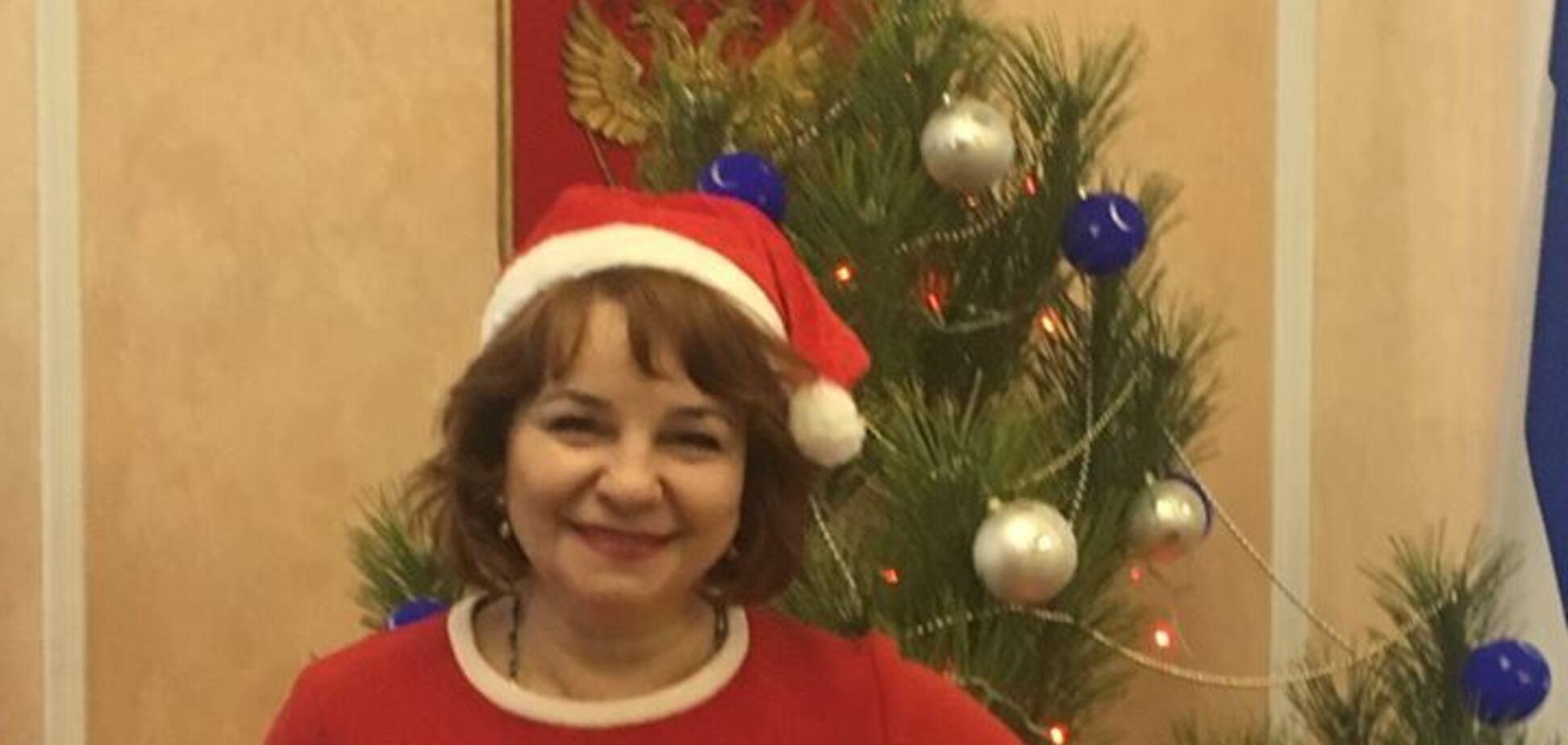 Пособница оккупантов: мать оскандалившихся Anna Maria попала в список врагов Украины