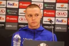 'Вперше грав': капітан 'Динамо' поділився емоціями після матчу Ліги Європи