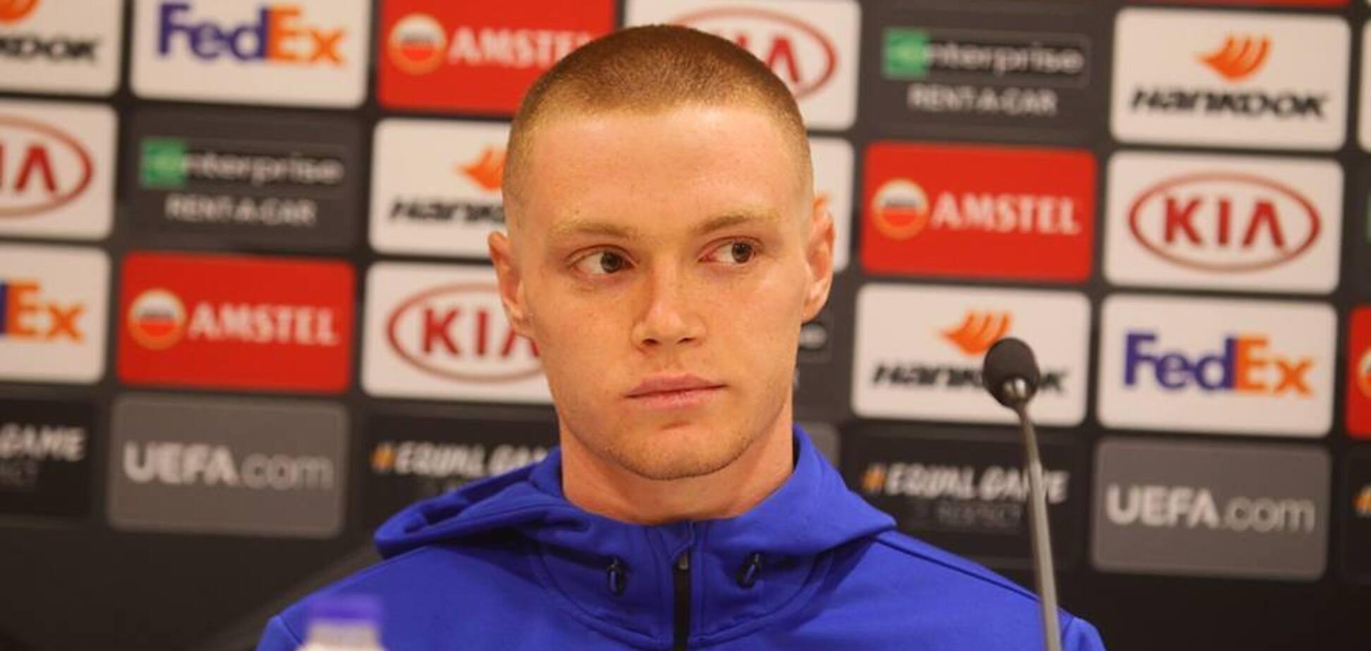 'Впервые играл': капитан 'Динамо' поделился эмоциями после матча Лиги Европы