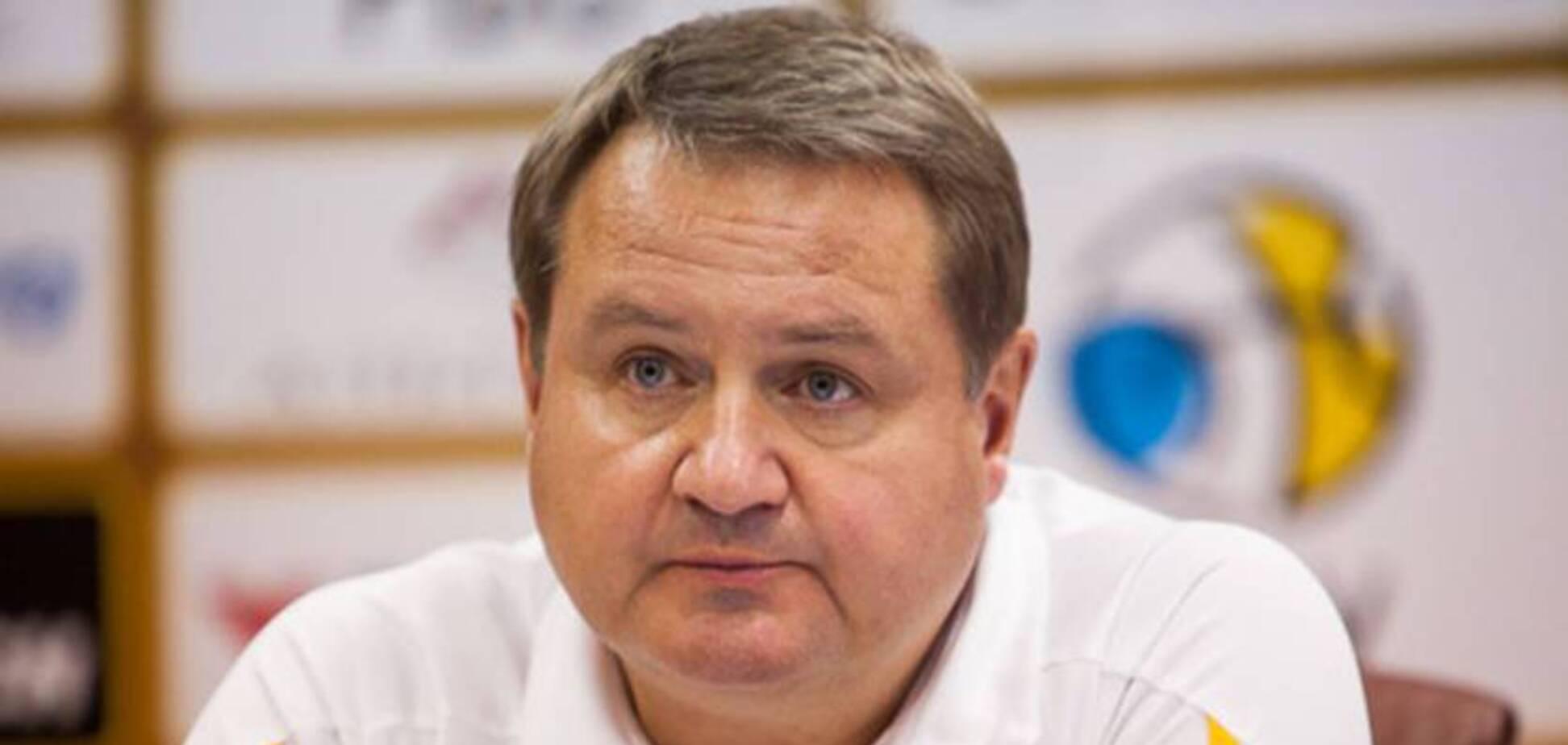 'Перестали грати': Мурзін назвав причини поразки України в матчі відбору на КС-2019
