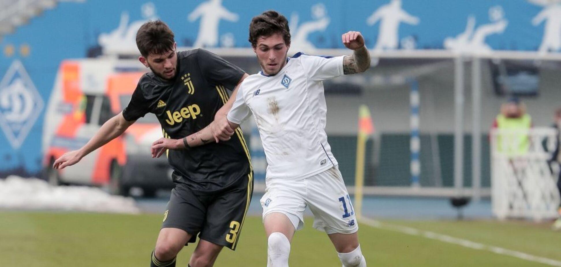 Визначилися суперники 'Динамо' в плей-оф Юнацької ліги УЄФА