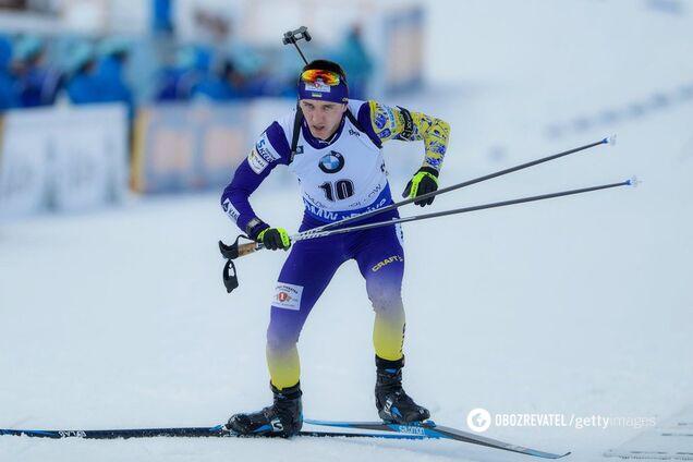 Капитан сборной Украины Дмитрий Пидручный