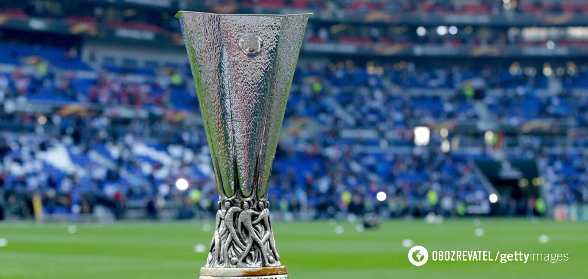 Жеребьевка четвертьфинала Лиги Европы: когда и где смотреть онлайн