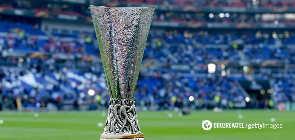 'Динамо' їде до Англії: всі подробиці жеребкування 1/8 фіналу Ліги Європи