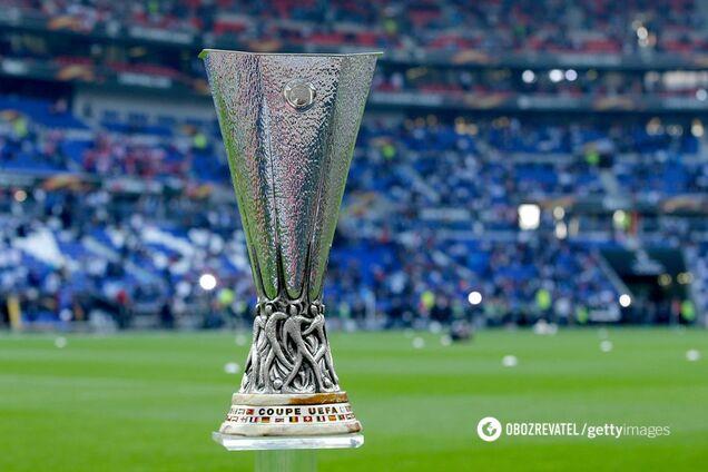Главный трофей Лиги Европы