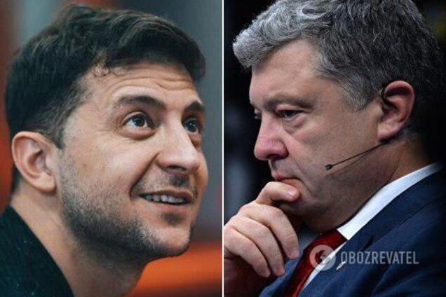 """Зеленський та Порошенко виходять до другого туру, - """"Социс"""""""