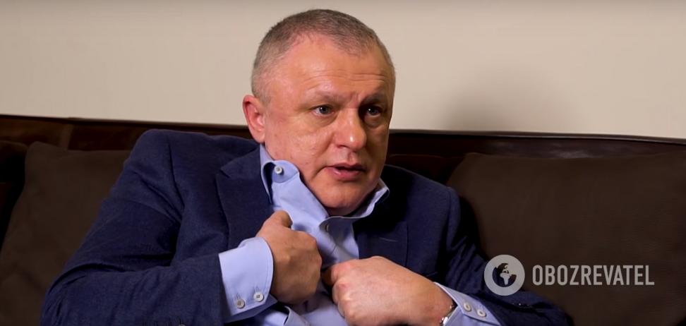 Суркіс пригрозив зняти 'Динамо' з чемпіонату України