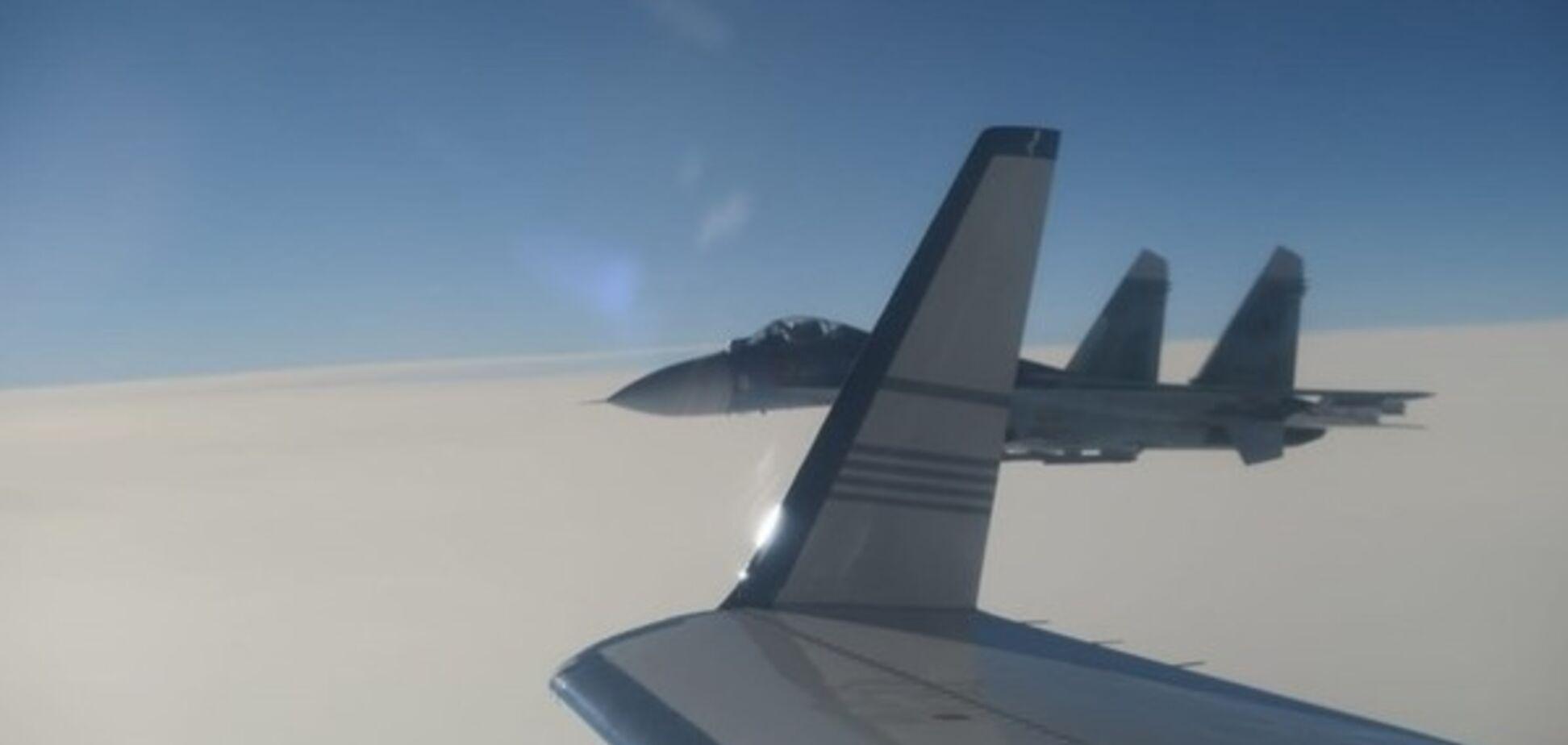 Самолеты России и Швеции 'сцепились' в небе: что случилось