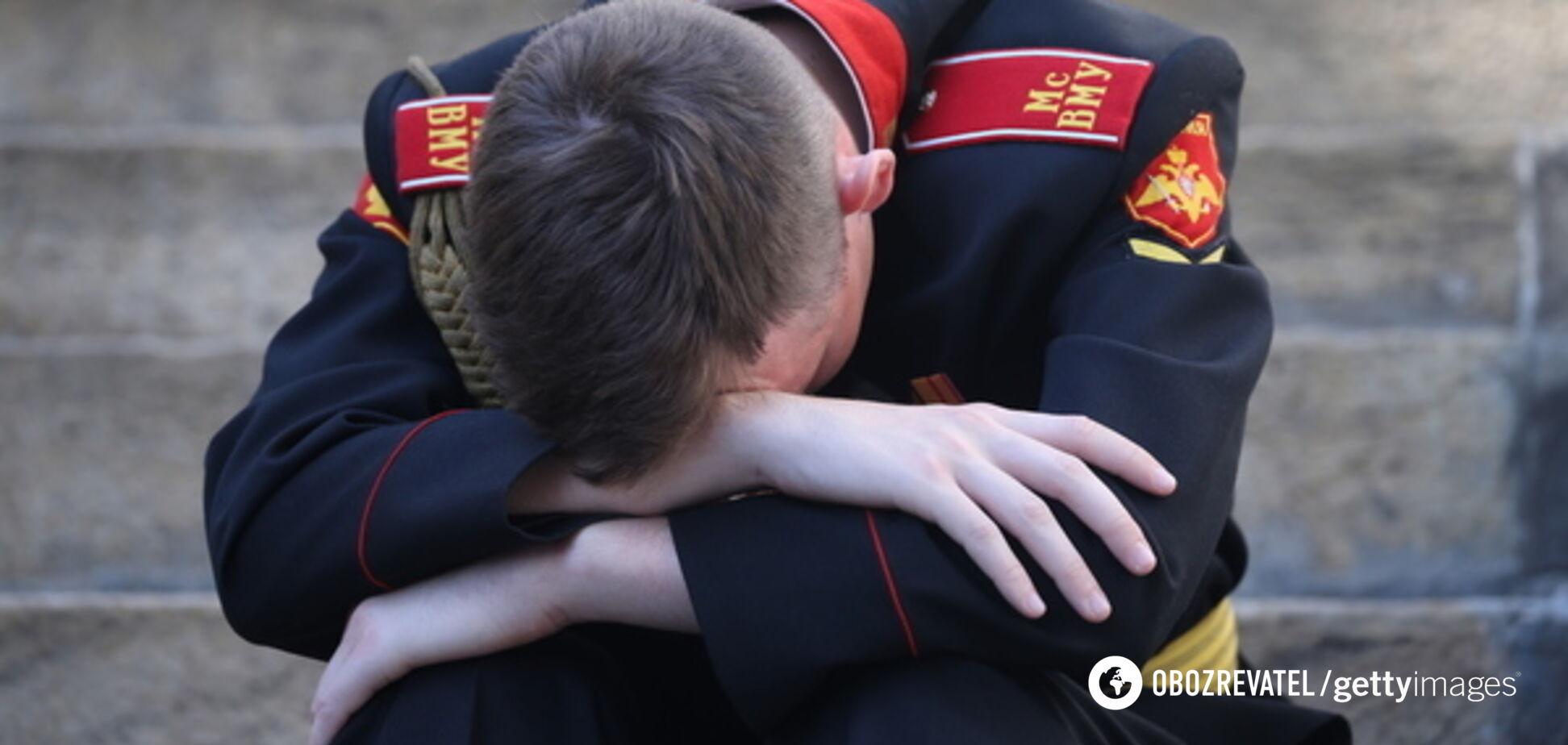Черви з'їли легені: скандал з суворовцями в Росії отримав продовження