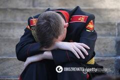 Черви съели легкие: скандал с суворовцами в России получил продолжение