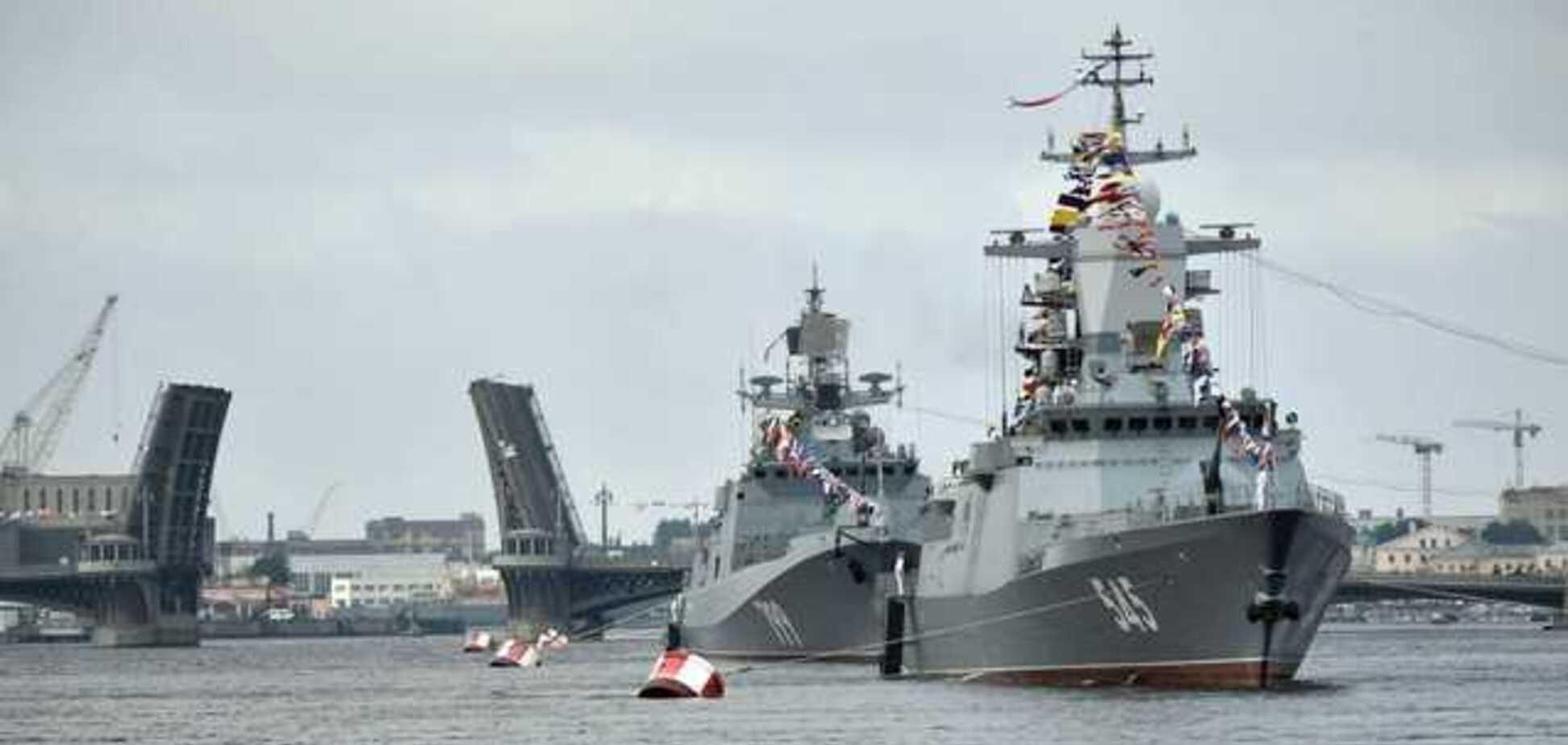 'Дивляться як на дикунів': Офіцер США назвав причину програшу Росії Україні в морі
