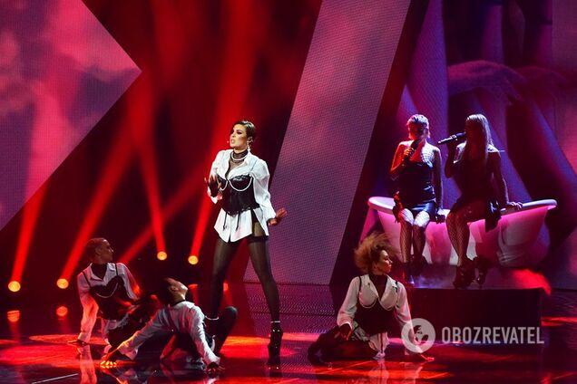 Финал Нацотбора на Евровидение-2019: как выступила MARUV