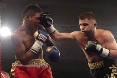 Украинский боксер добыл яркую победу в Киеве