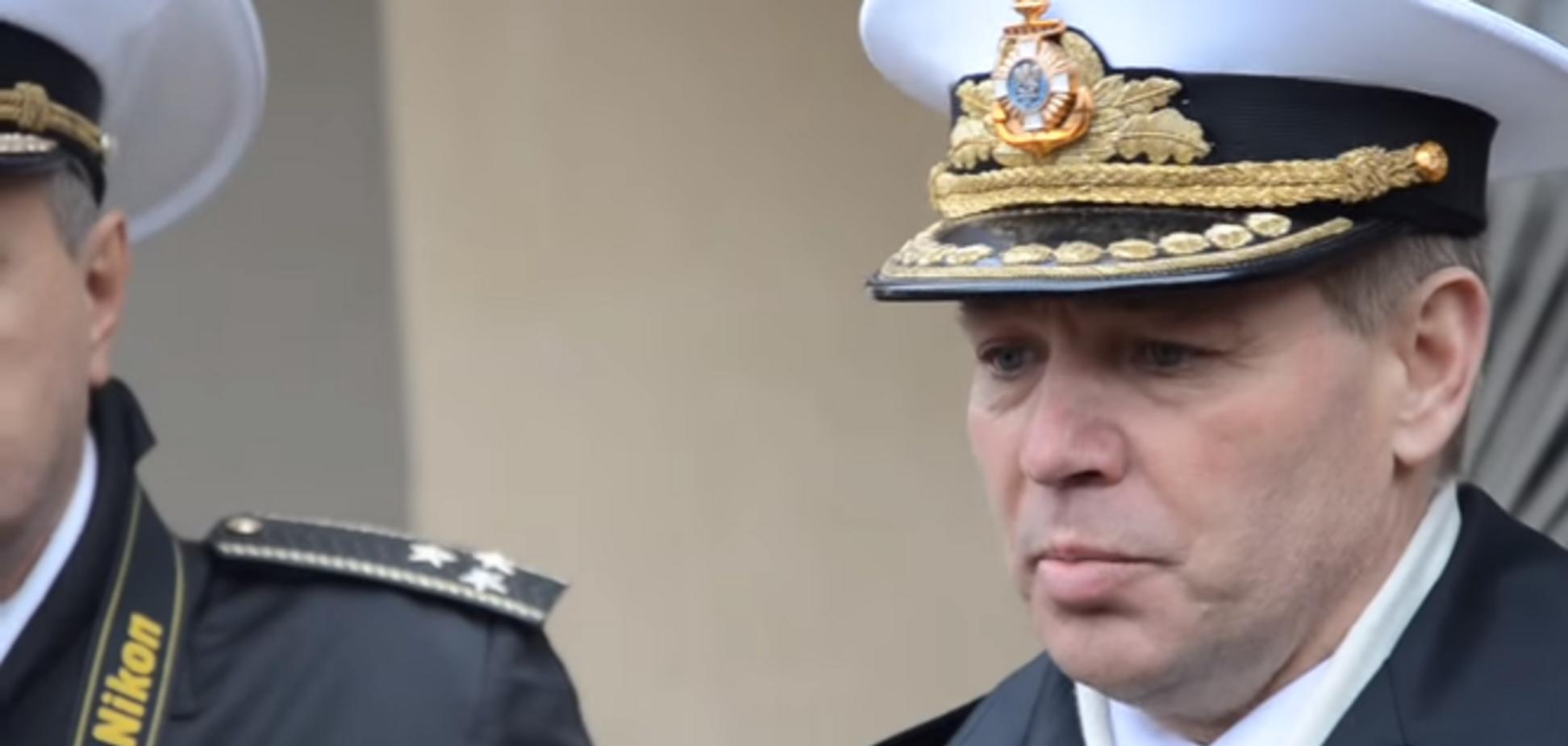 Український воєначальник розповів, як армія РФ захопила Крим
