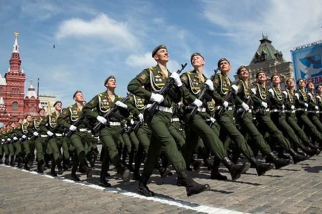 Иллюстрация. Армия России