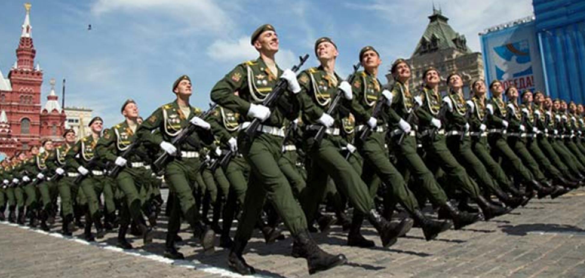 В России ажиотаж из-за 23 февраля: раскрыта трагическая правда о 'празднике'