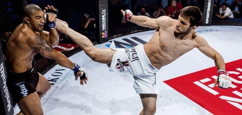 Російського бійця дискваліфікували після першого бою в UFC