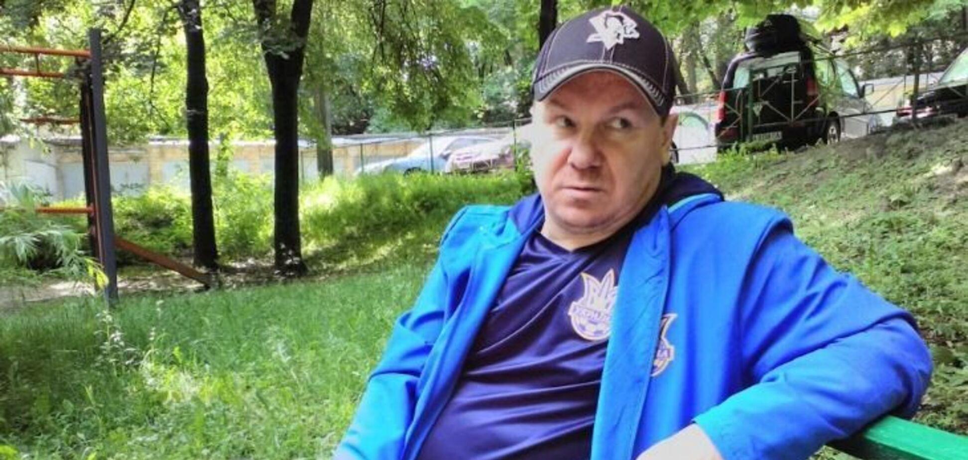 Виктор Леоненко. Источник: matchday.ua
