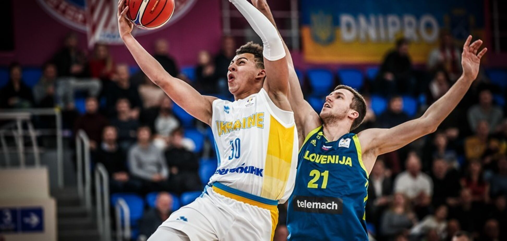 Словенія – Україна: анонс матчу відбору КС із баскетболу, трансляція на XSPORT