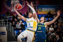 Словения – Украина: анонс матча отбора КМ по баскетболу, трансляция на XSPORT