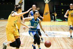 Определились победительницы Кубка Украины по баскетболу