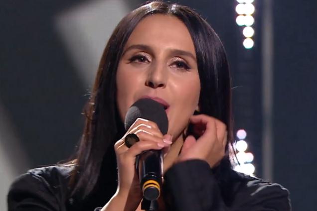 Джамала презентовала новую песню на Нацотборе на Евровидение-2019: видео