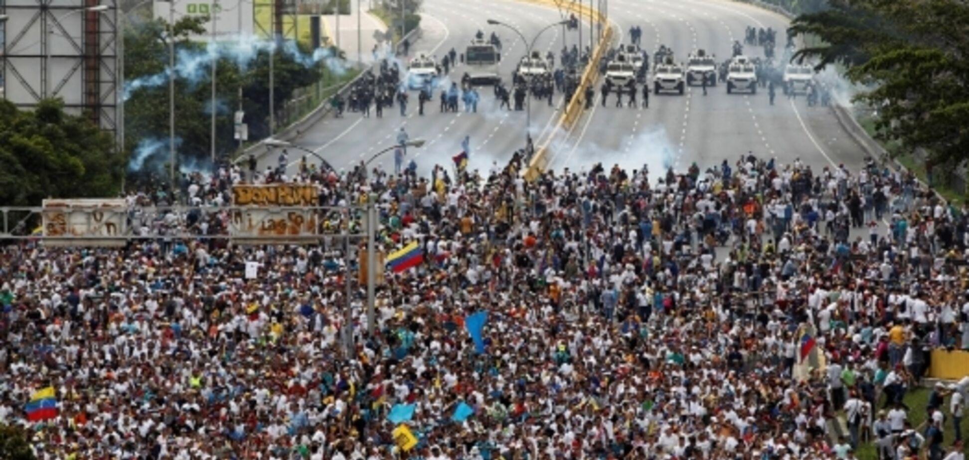 Плевать Путин хотел на венесуэльский народ