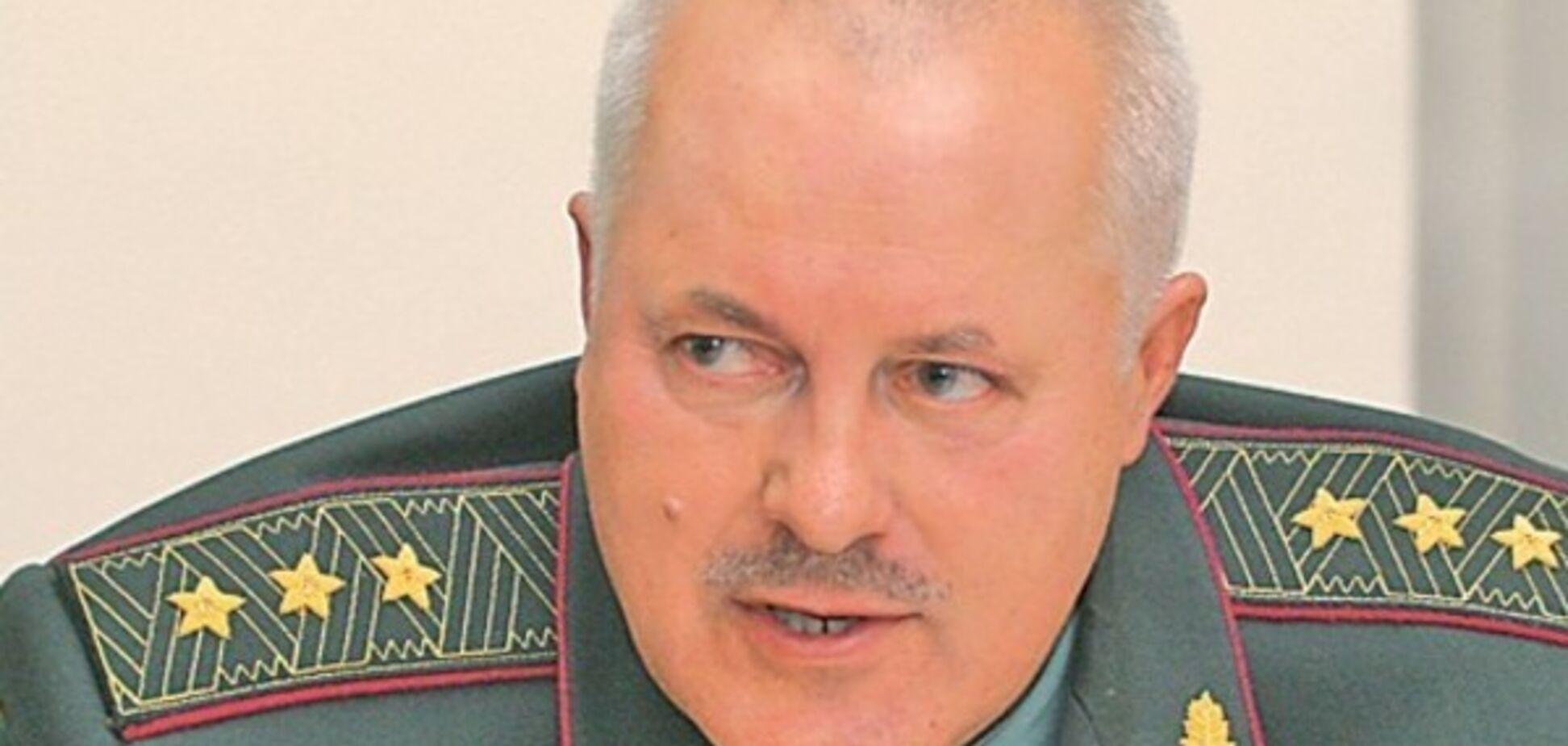 'Готував анексію Криму': екс-главу Генштабу ЗСУ взяли під варту