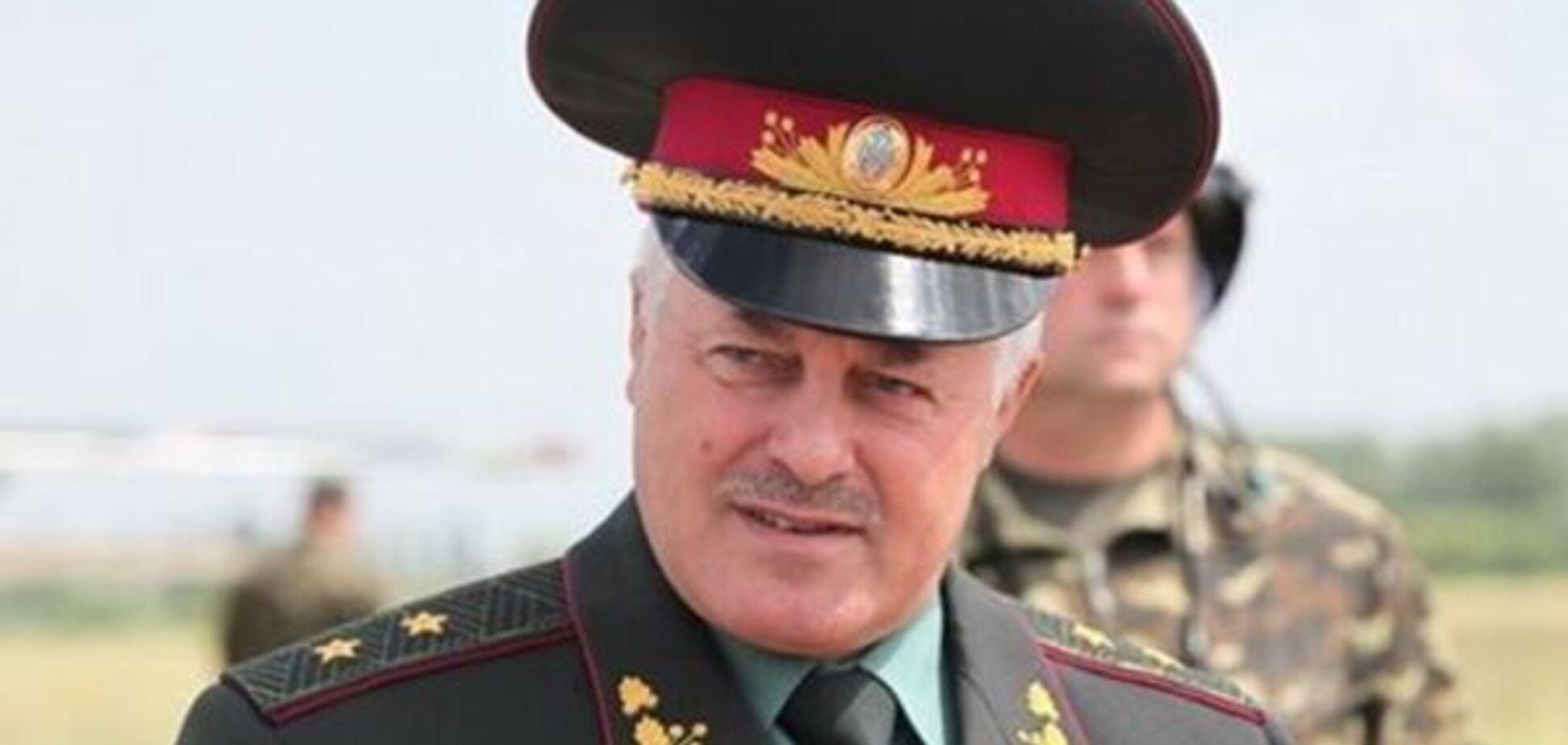 Був у змові з Януковичем: спливли скандальні дані про затриманого екс-главу Генштабу ЗСУ