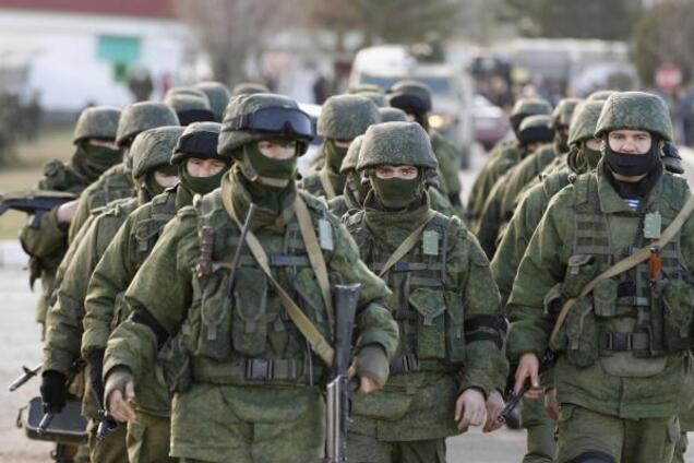 Вторжение России в Украину