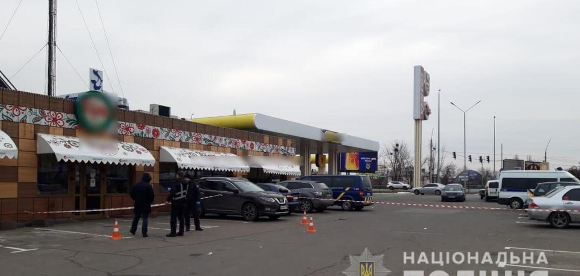 Екс-чиновник влаштував стрілянину під Києвом: з'явилися нові подробиці