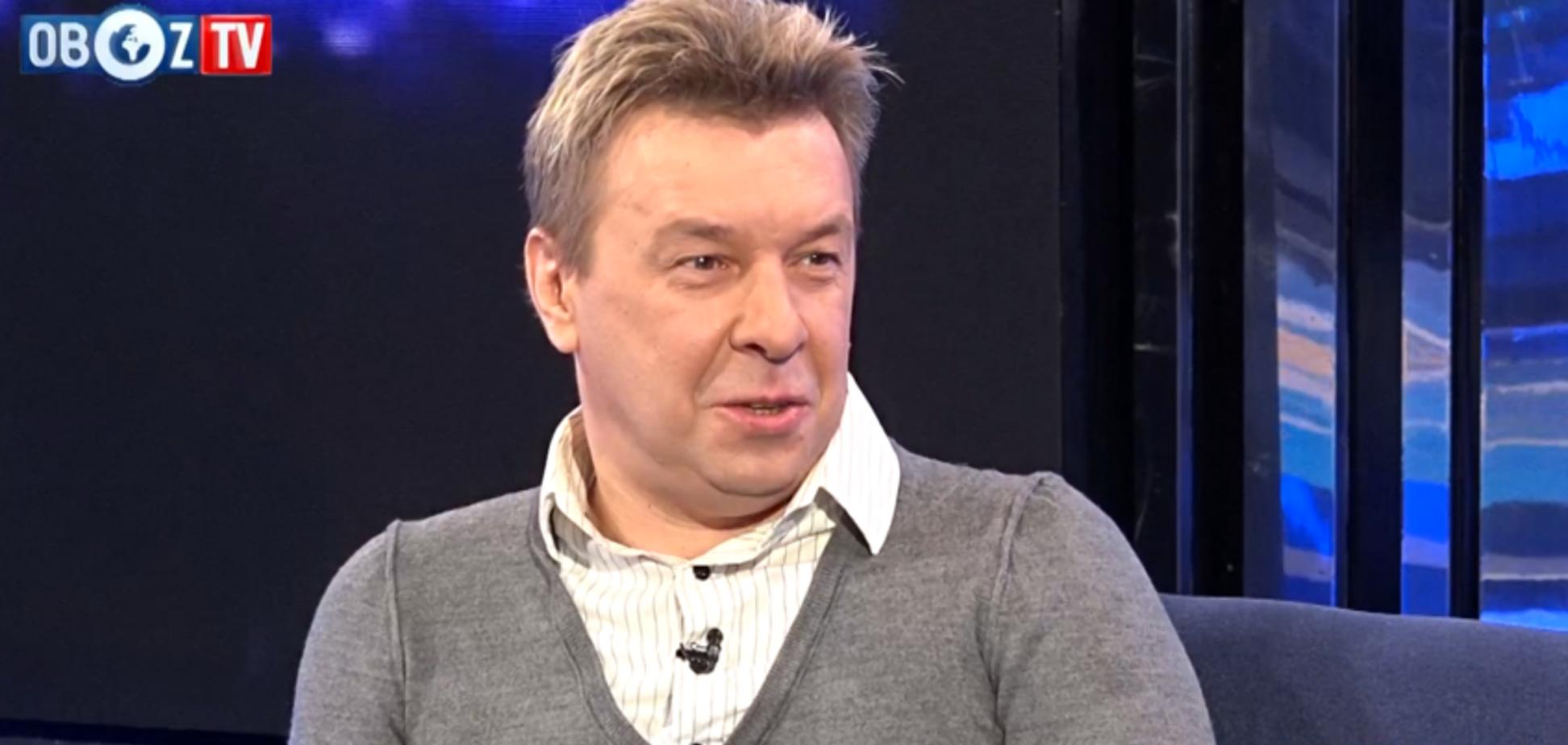 Предательство стоит дорого: Ягольник рассказал, почему украинские артисты ездят в Россию