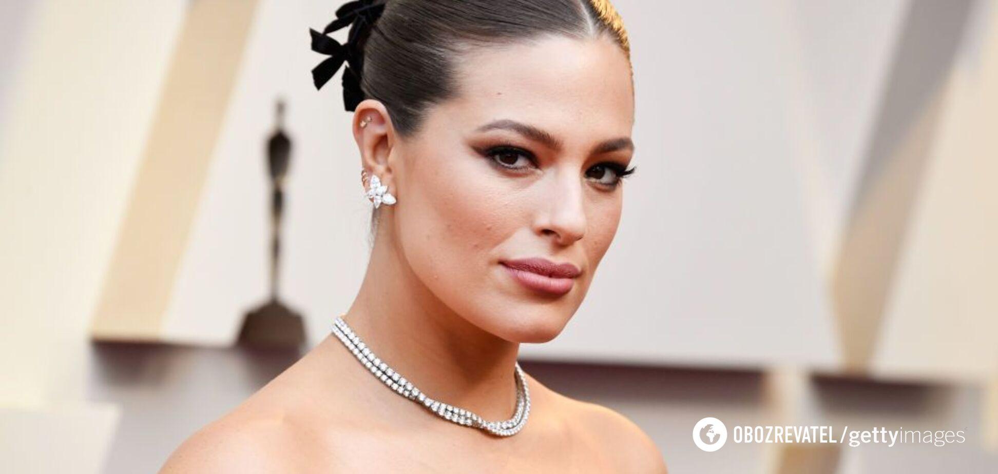 ''Оскар-2019'': самая дорогая пышнотелая модель возглавила красную дорожку