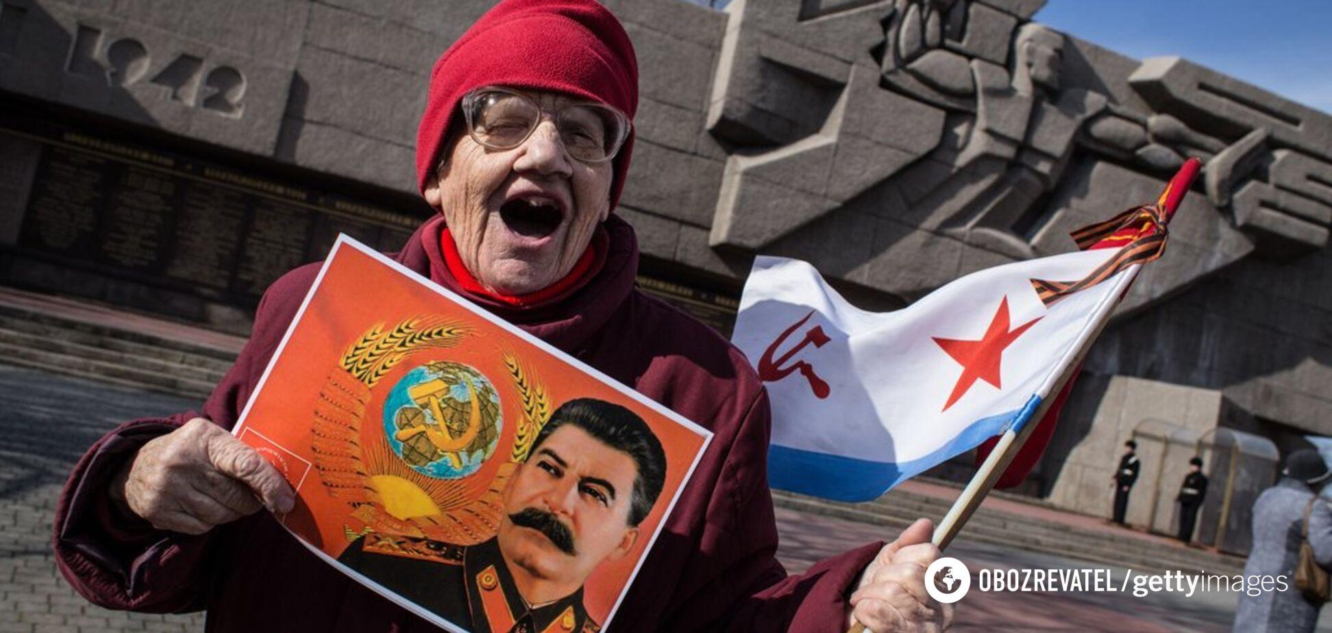 'Вернемся на белом БТР!' Майор ВСУ рассказал о панике в Крыму