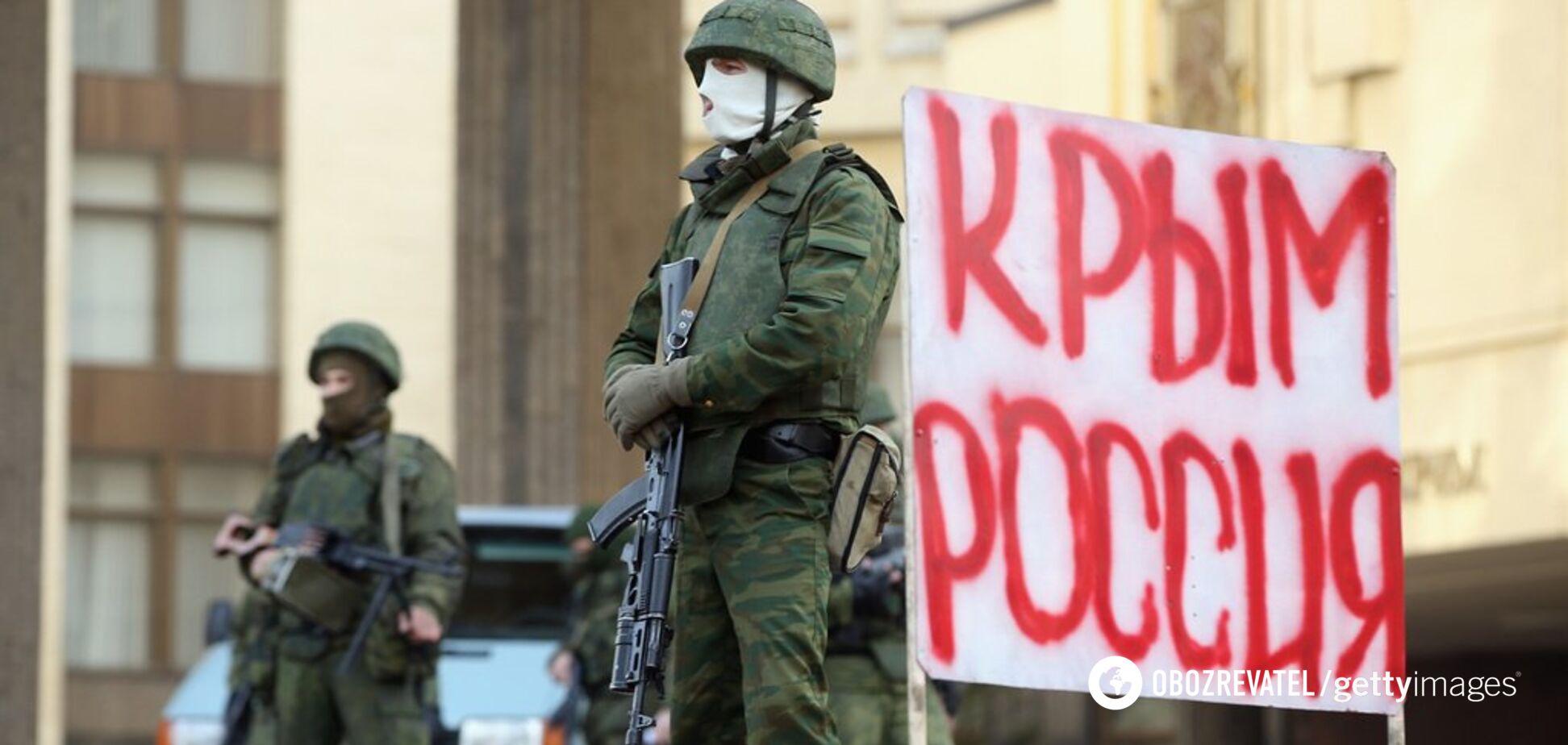 'Пройшли Чечню': стали відомі унікальні подробиці захоплення Криму