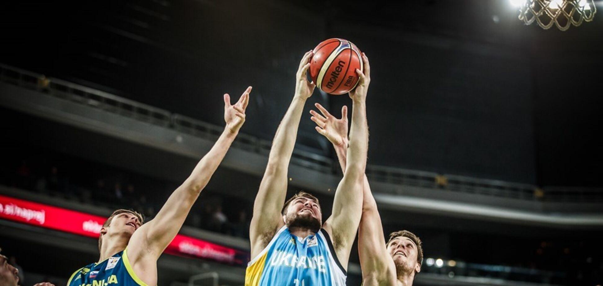 Україна драматично втратила перемогу у кваліфікації Кубка світу з баскетболу