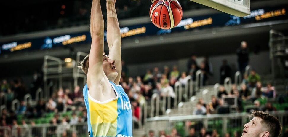 Україна у відборі Кубка світу з баскетболу: підсумкове становище