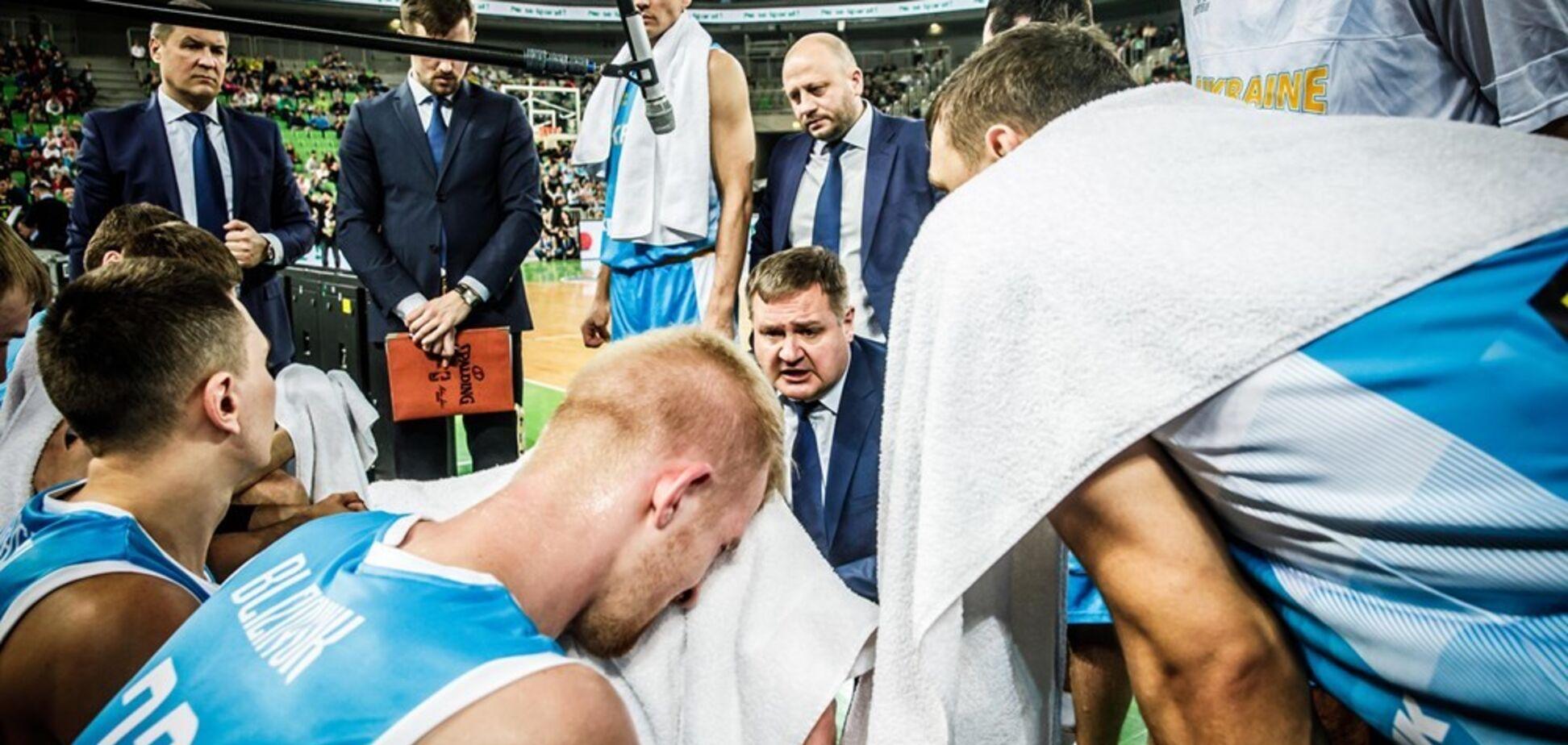 Мурзін прокоментував поразку збірної України